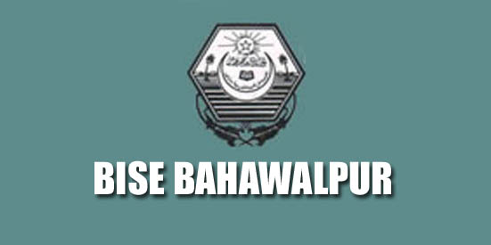 BISE Bahawalpur Board Intermediate Part 1, 2 Supplementary Results 2018