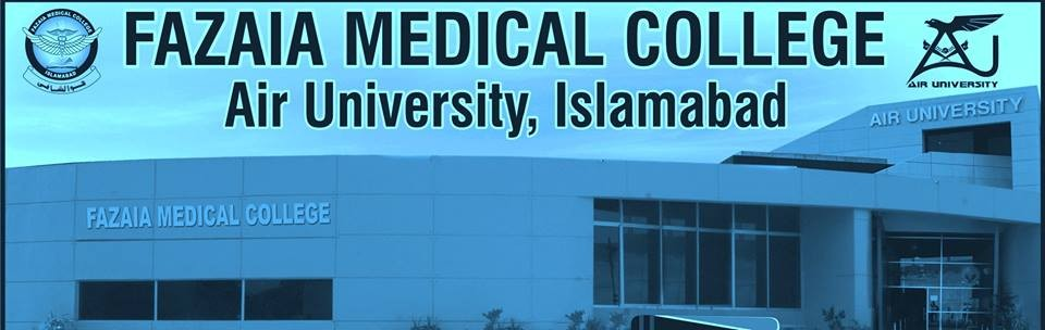 Fazaia Medical College Islamabad MBBS Merit List 2018 1st, 2nd, 3rdFazaia Medical College Islamabad MBBS Merit List 2018 1st, 2nd, 3rd