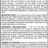 PMS Eligibility Criteria 2018 PPSC Punjab PMS Qualification