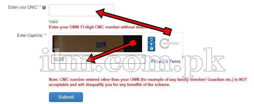 Prime Minister Free Laptop Scheme Registration Process