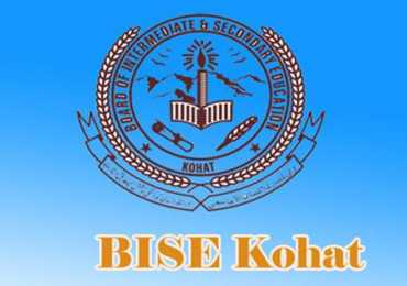 BISE Kohat Board KPK SSC 9th, 10th Class Model Papers 2020