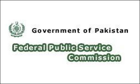 Federal Public Service Commission FPSC Jobs May 2016 Advertisement Apply Online