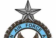 Pakistan Air Force Test Date 2016 Schedule Procedure
