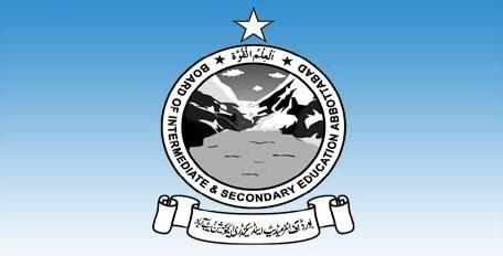 BISE Abbottabad Board HSSC 1st Year, 2nd Year Date Sheet 2019