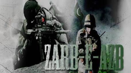 essay on zarb e azb in pakistan