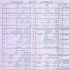BISE Bahawalpur Board Matric 10th Class Date Sheet 2018