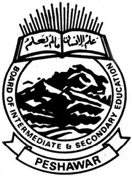 Peshawar Board Intermediate Date Sheet 2019 1st Year, 2nd Year