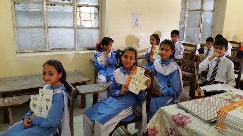 BISE Lahore Board 8th Class Result 2017 Sheikhupura, Nankana Sahib
