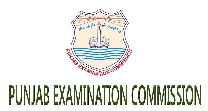 PEC Punjab Examination Commission Result 2019 Grade 5 and 8