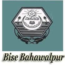 BISE Bahawalpur Inter Part 1, 2 Date Sheet 2018 FA, FSc