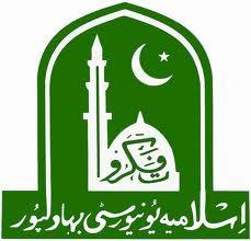 Islamia University of Bahawalpur IUB B.A, BSC Date Sheet 2018