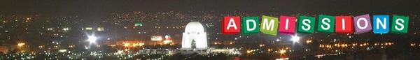 Karachi Admissions