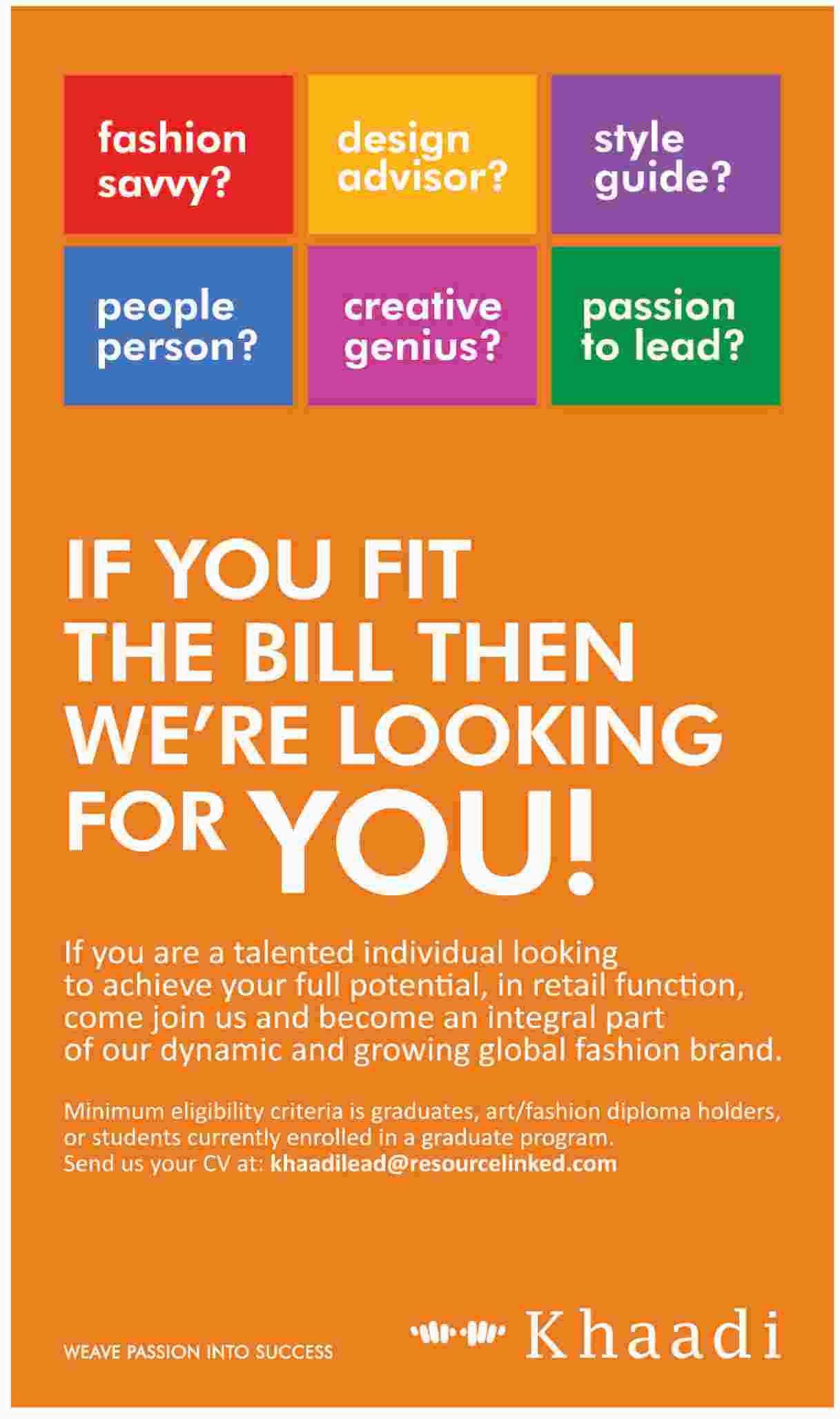 Fashion Jobs India 20