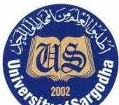 UOS B.Ed Admission 2016 Examination Form Fee Schedule
