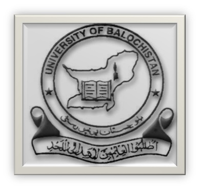 University Of Balochistan UOB B.Com Part 1, 2 Roll No Slips 2018 Online