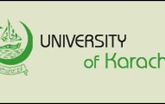 University Of Karachi UOK MA Registration 2016-15 Form Fee Schedule