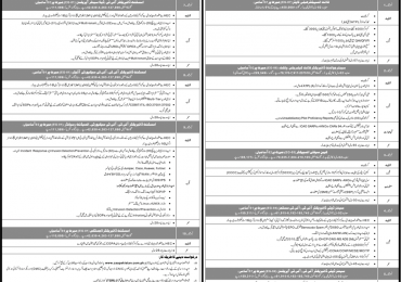CAA Pakistan Jobs 2018 Online Application Form For Civil Aviation Authority