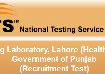 Drugs Testing Laboratory Jobs NTS Test Result 2016 Answer Keys