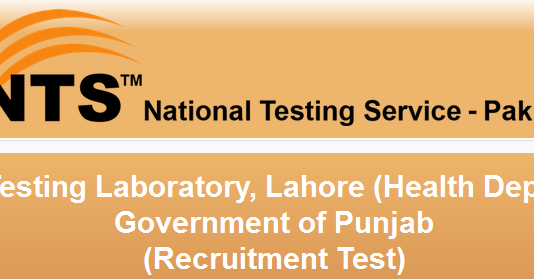 Drugs Testing Laboratory Jobs NTS Test Result 2016 Answer Keys