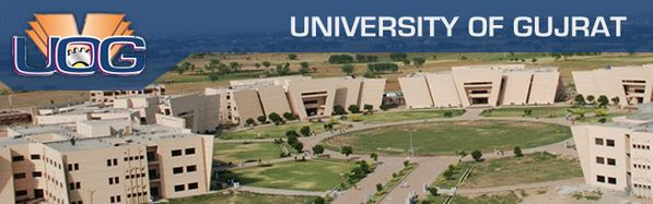 University of Gujrat UOG MA, MSc Date Sheet 2018