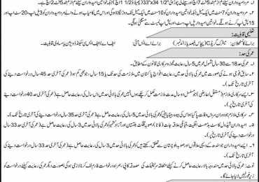 Pakistan Railway Police Jobs 2017 ASI Application Form