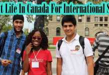 Student Life In Canada For International Students