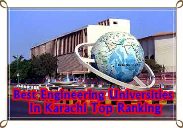 Best Engineering Universities In Karachi Top Ranking