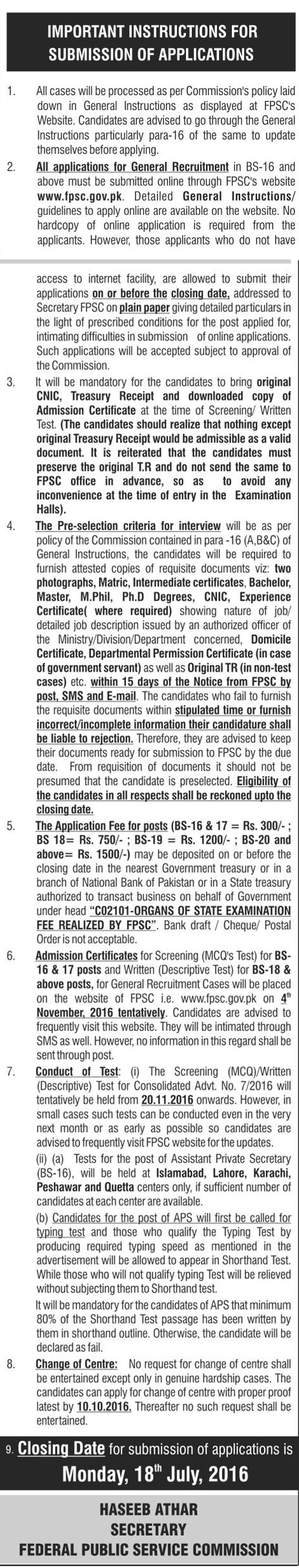 fpsc charge nurse jobs apply online last date advertisement fpsc charge nurse jobs 2016 apply online last date advertisement docx