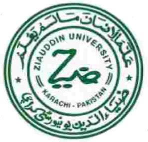 Ziauddin University Admissions 2017 Nursing College Application Form