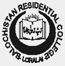 Balochistan Residential College Turbat 7th, 11th Class Admission 2017