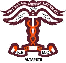 King Edward Medical University PhD Admissions 2017 Entry Test Result
