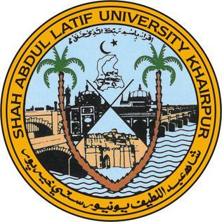 Shah Abdul Latif University Khairpur Postgraduate Admission 2017-2018
