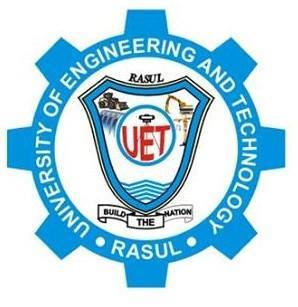 UET Rasul BSc Engineering Admission 2018 Eligibility Form, Last Date