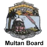 Multan Board Inter Supplementary Exams Date Sheet 2016