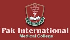Pak International Medical College MBBS Merit List 2018