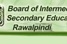 Rawalpindi Board 9th, 10th Class Model Papers 2020 BISE RWP