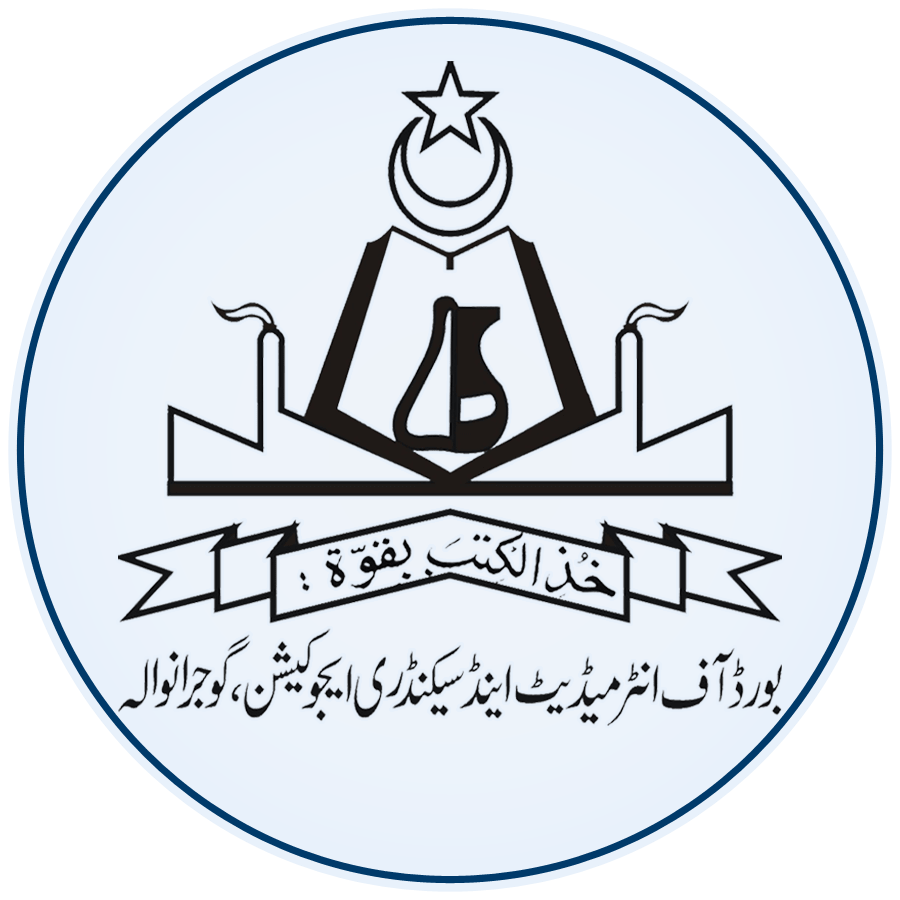 BISE Gujranwala Board Matric 10th Class Date Sheet 2018