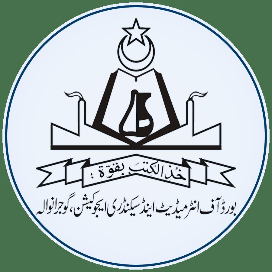 BISE Gujranwala Board Matric Date Sheet 2019 10th Class