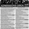 Lahore Leads University Spring Admission 2018
