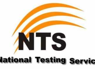 NTS GAT General Test Result 2020 Online