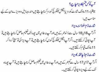 UK Student Visa Types For Pakistan In Urdu