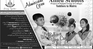 Allied School Admission 2019