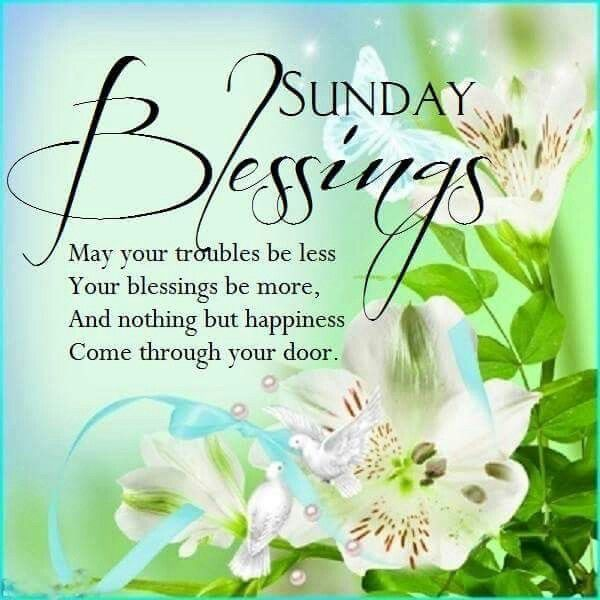 Happy Sunday Quotes and Pictures
