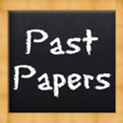 Statistics Past Papers