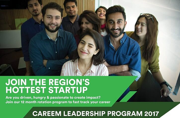 Careem Leadership Program 2017 Apply Online, Registration Dates, Procedure