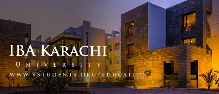 IBA Karachi Executive MBA Admission 2019 Form, Last Date