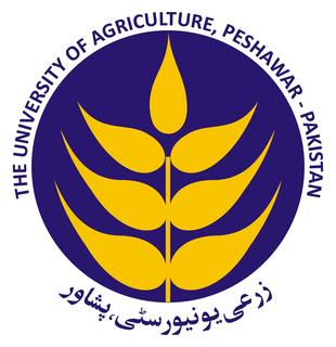 Agriculture University Peshawar Admission 2018 Form