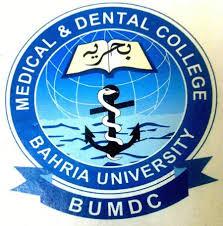 Bahria University Medical & Dental College Karachi Admission 2018-2019
