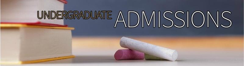 Undergraduate Admissions in Pakistan