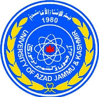 AJK University Admission 2017